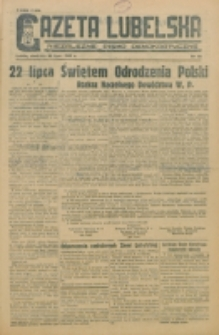 Gazeta Lubelska. R. 1, nr 151 (1945)