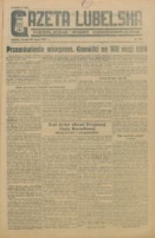 Gazeta Lubelska. R. 1, nr 153 (1945)
