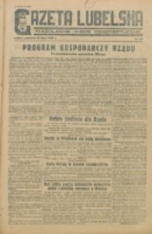 Gazeta Lubelska. R. 1, nr 154 (1945), 20 Lipca 1945.