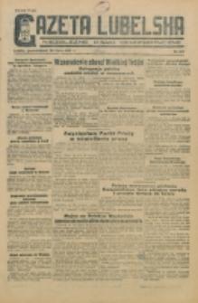 Gazeta Lubelska. R. 1, nr 158 (1945)