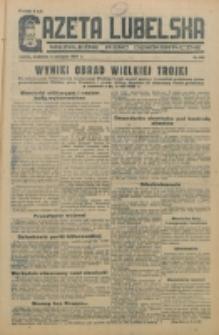 Gazeta Lubelska. R. 1, nr 163 (1945)