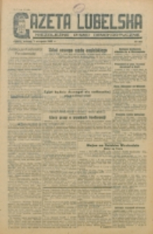 Gazeta Lubelska. R. 1, nr 165 (1945)