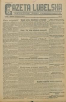 Gazeta Lubelska. R. 1, nr 167 (1945)