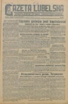 Gazeta Lubelska. R. 1, nr 169 (1945)