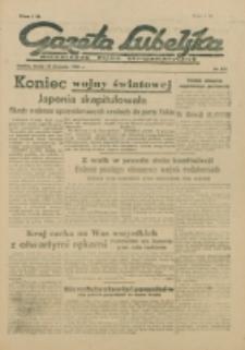 Gazeta Lubelska. R. 1, nr 173 (1945)