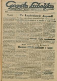 Gazeta Lubelska. R. 1, nr 175 (1945)