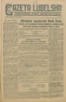 Gazeta Lubelska. R. 1, nr 154 (1945), 27 Lipca 1945.