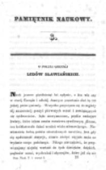 Pamiętnik Naukowy. T. 1, z. 3 (1837)