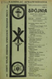 Spójnia : okólnik Akcji Katolickiej Diecezji Łuckiej. R. 2, nr 1 (1936)