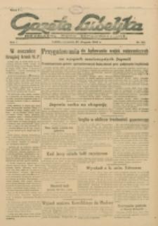 Gazeta Lubelska. R. 1, nr 181 (1945)