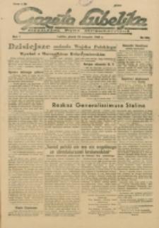 Gazeta Lubelska. R. 1, nr 182 (1945)