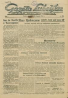 Gazeta Lubelska. R. 1, nr 184 (1945)