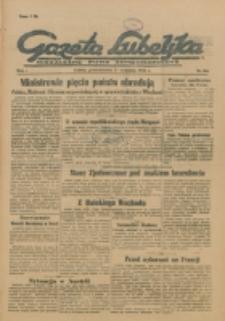 Gazeta Lubelska. R. 1, nr 206 (1945)