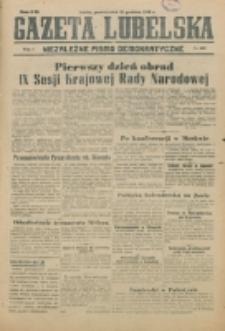 Gazeta Lubelska. R. 1, nr 309 (1945)