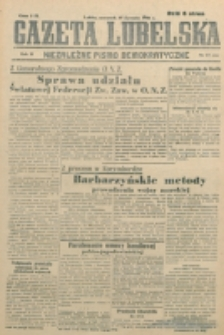 Gazeta Lubelska. R. 2, nr 17 (1946)
