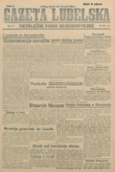 Gazeta Lubelska. R. 2, nr 22 (1946)