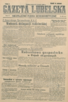 Gazeta Lubelska. R. 2, nr 23 (1946)