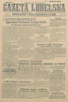 Gazeta Lubelska. R. 2, nr 24 (1946)