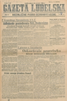 Gazeta Lubelska. R. 2, nr 25 (1946)