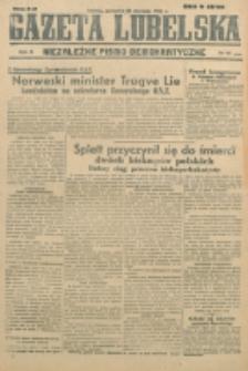 Gazeta Lubelska. R. 2, nr 31 (1946)
