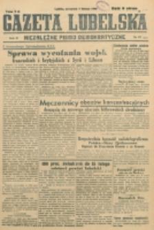 Gazeta Lubelska. R. 2, nr 37 (1946)