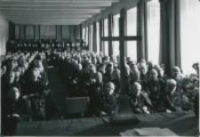 Wykłady dla duchowieństwa, sierpień 1966 - Na auli [ujęcie2]