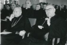 Wykłady dla duchowieństwa, sierpień 1966 - Na auli [ujęcie3]