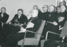 Wykłady dla duchowieństwa 1966 - fragment auli [ujęcie 2]