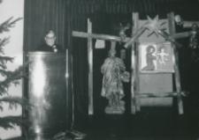 Opłatek na KUL 14. XII. 1966