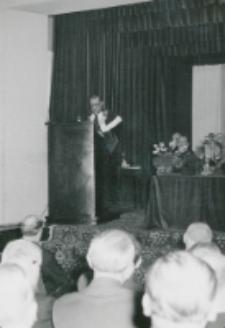 Inauguracja roku akademickiego 1965/66 : sprawozdanie za rok akad. 1964/65 składa pror. Zdz. Papierkowski