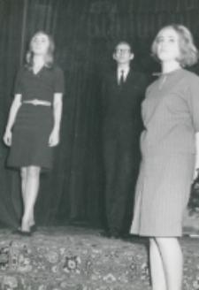 Opłatek na KUL - grudzień 1965 r. : Teatr Akademicki prezentuje kolędy z XVI w.