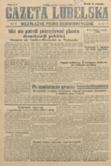 Gazeta Lubelska. R. 2, nr 60 (1946)