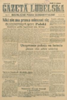 Gazeta Lubelska. R. 2, nr 87 (1946)