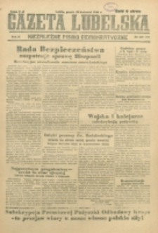 Gazeta Lubelska. R. 2, nr 109 (1946)