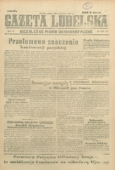 Gazeta Lubelska. R. 2, nr 114 (1946)