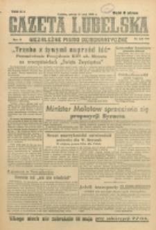 Gazeta Lubelska. R. 2, nr 129 (1946)