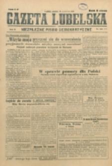 Gazeta Lubelska. R. 2, nr 161 (1946)