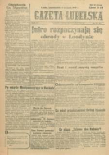 Gazeta Lubelska. R. 3, nr 11 (1947)