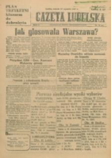 Gazeta Lubelska. R. 3, nr 19 (1947)