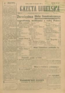 Gazeta Lubelska. R. 3, nr 20 (1947)
