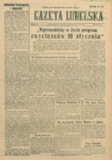 Gazeta Lubelska. R. 3, nr 25 (1947)