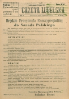 Gazeta Lubelska. R. 3, nr 36 (1947)