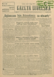 Gazeta Lubelska. R. 3, nr 34 (1947)
