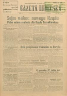 Gazeta Lubelska. R. 3, nr 39 (1947)