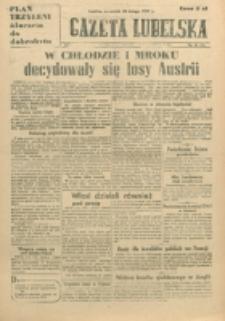 Gazeta Lubelska. R. 3, nr 42 (1947)