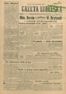 Gazeta Lubelska. R. 3, nr 47 (1947)