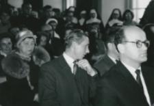 Dr Jerzy Strojnowski i dr J. Nowak.