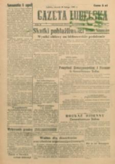 Gazeta Lubelska. R. 3, nr 54 (1947)