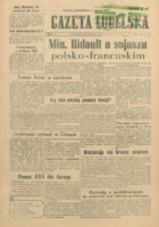 Gazeta Lubelska. R. 3, nr 60 (1947)