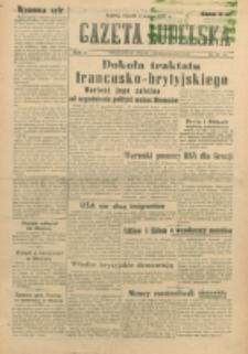 Gazeta Lubelska. R. 3, nr 61 (1947)
